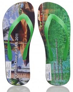 Schuhe-Werbeartikel